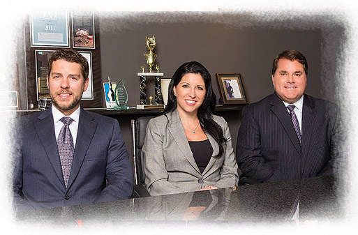 Tampa Attorney John Castro and Team