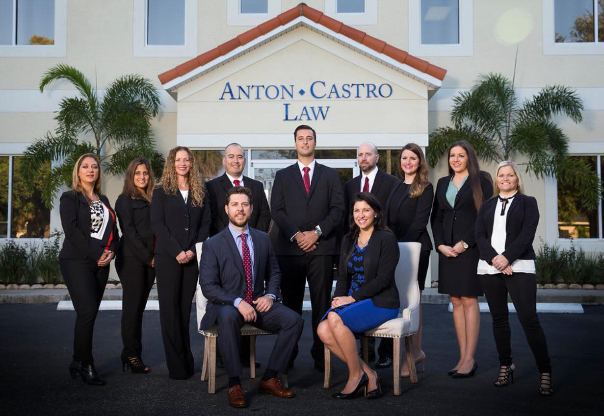 Tampa Fl Law Firm Top Rated Attorneys Anton Castro Law